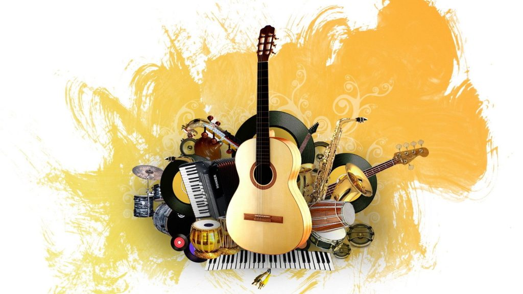 Top 5 Most Popular Types of Music Instruments
